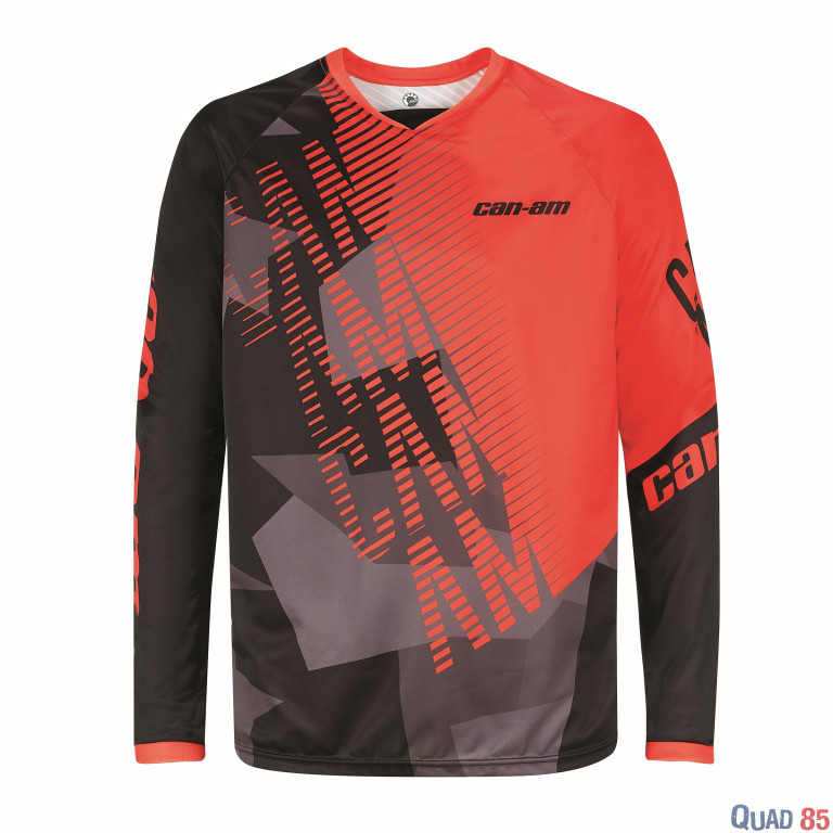 Jersey Team Adventure pour homme Can-Am