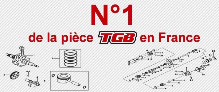Pièces détachées TGB